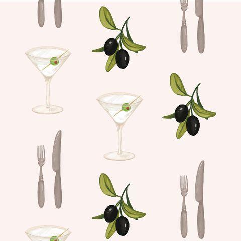 Olive, Botany, Plant, Drink, Tree, Branch, Illustration, Lime,