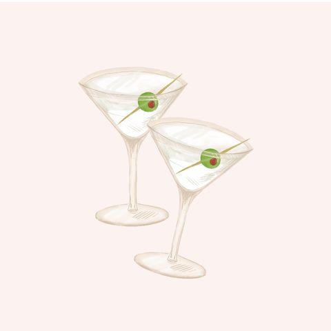 Martini glass, Stemware, Drink, Champagne stemware, Drinkware, Martini, Glass, Alcoholic beverage, Cocktail, Tableware,
