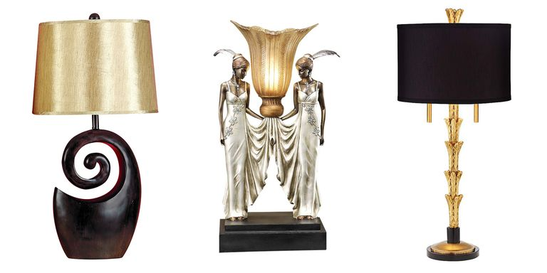 10 Best Art Deco Lamps - Art Deco Lighting Ideas