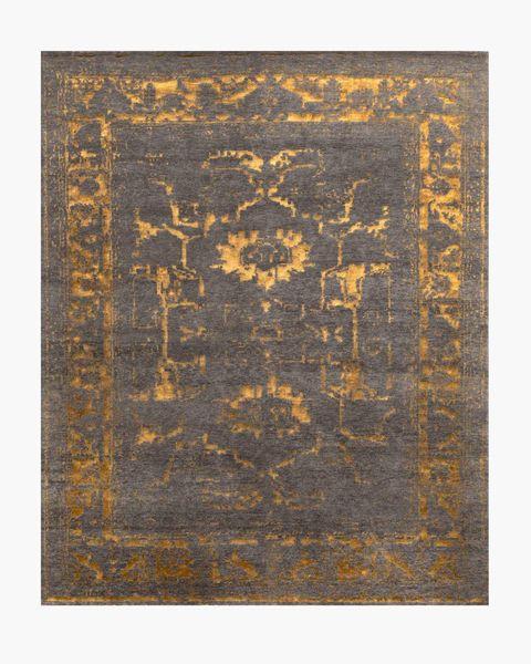 ben soleimani arte charcoal rug