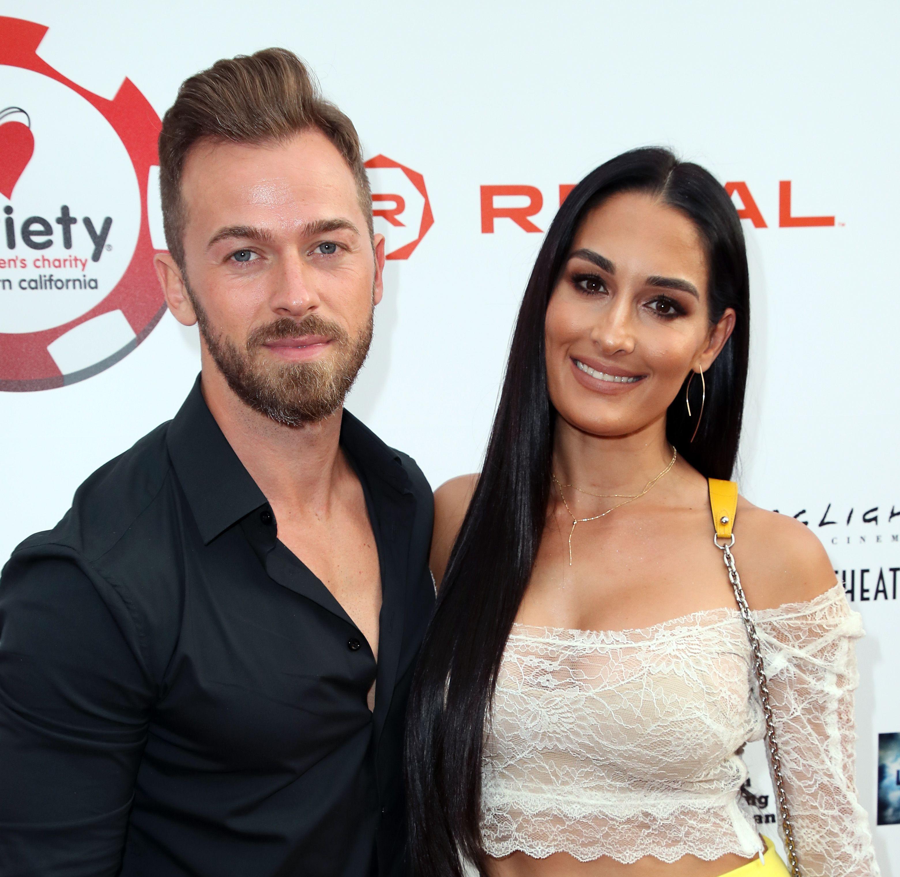 Nikki Bella and Artem Chigvintsev Are Engaged
