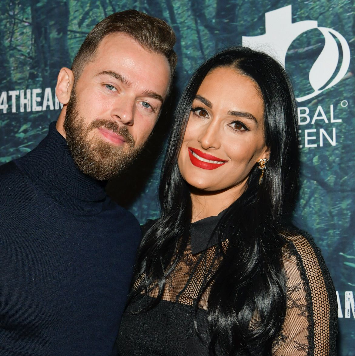 Strictly Come Dancing star confirms his engagement to WWE's Nikki Bella
