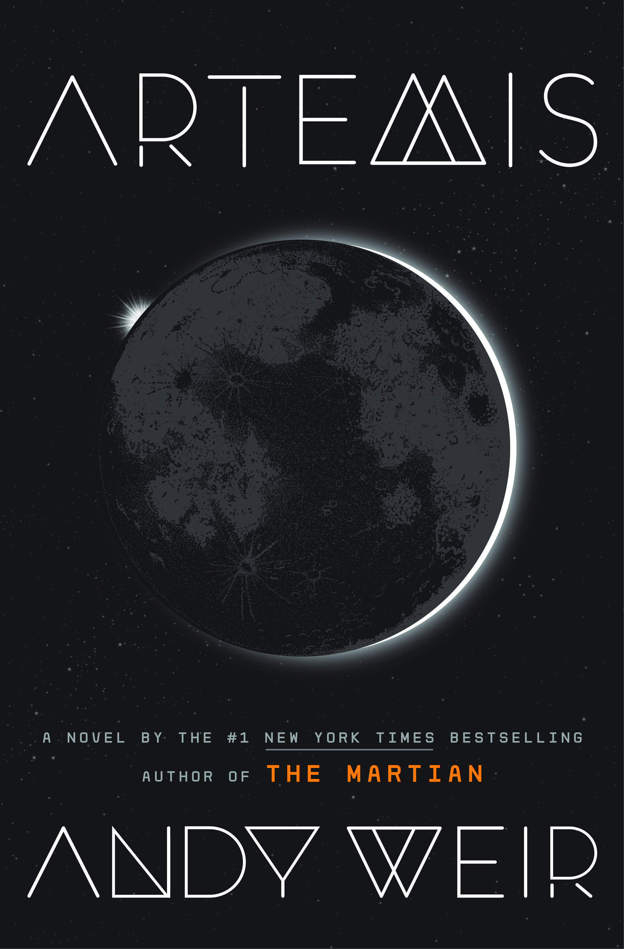 'Artemis' by Andy Weir Is Getting the Movie Treatment