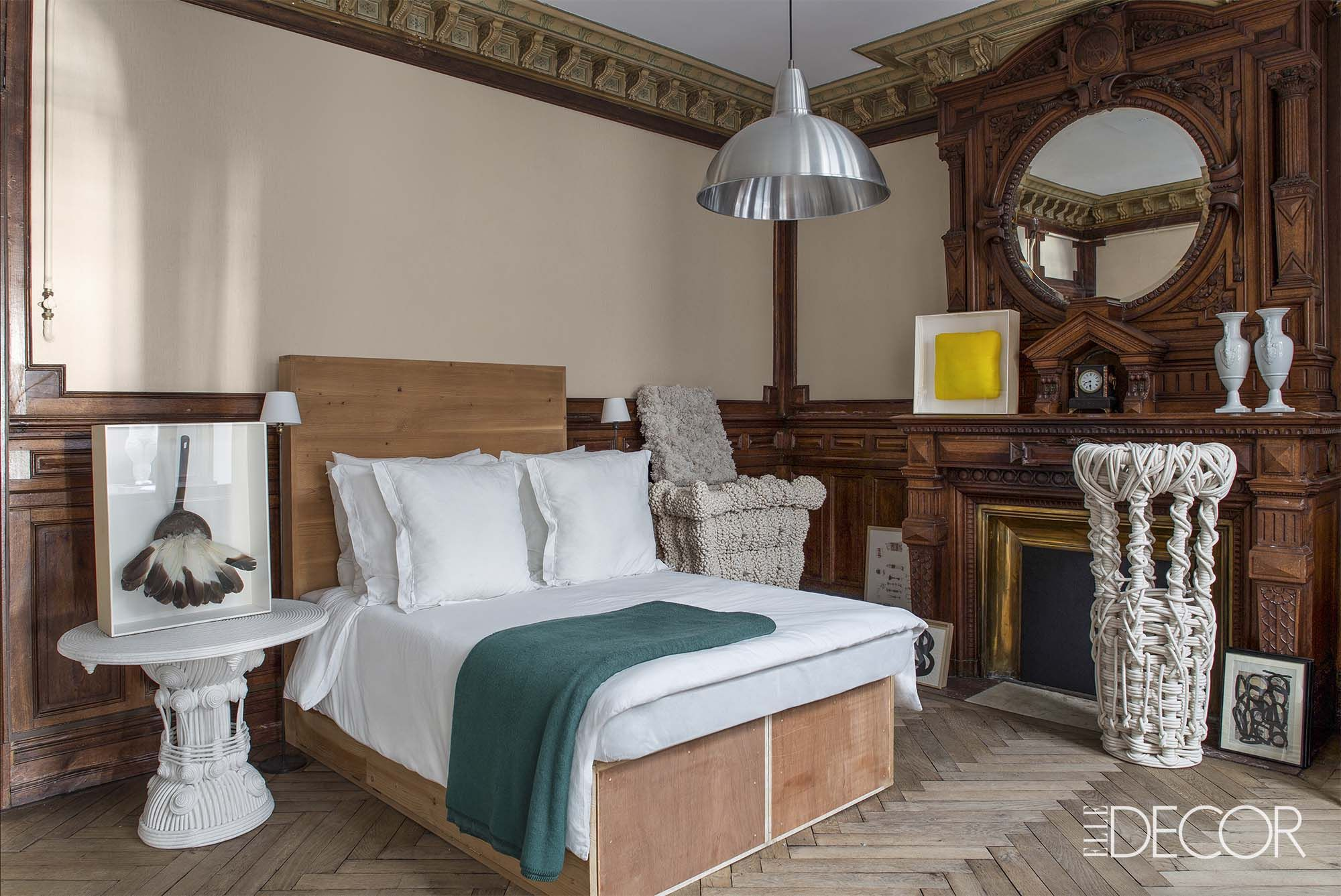 This French Duplex Apartment Is Like An Art Museum - French ...