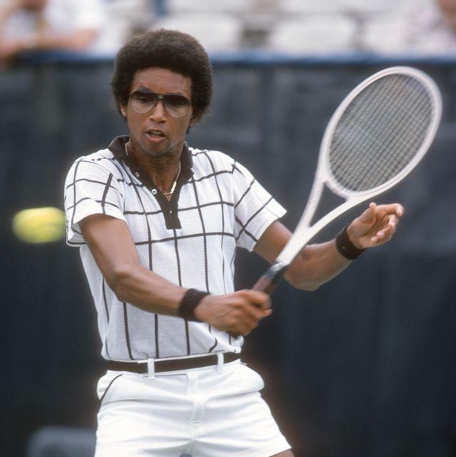 arthur ashe 1978 us open tennis championship