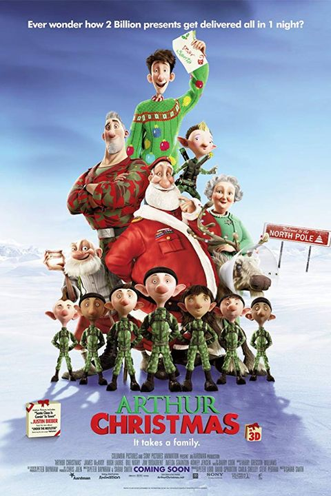 20+ Cutest Animated Christmas Movies