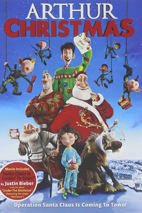 arthur christmas best christmas movies courtesy of amazon - Christmas Movies On Amazon Prime