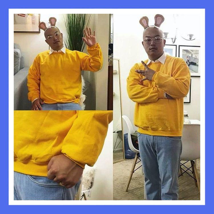 Easy Diy Costume Ideas
