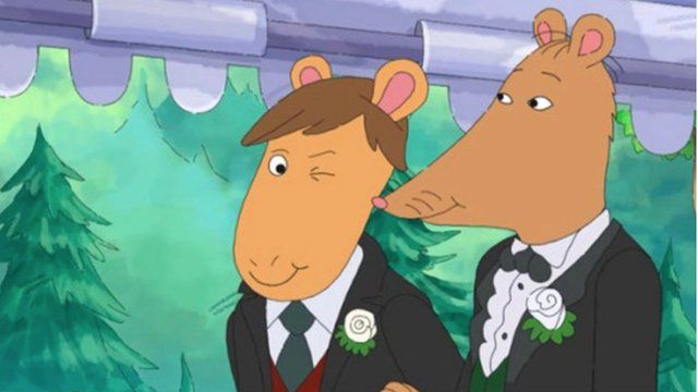 Alabama Public Television Bans Gay Rats In Love