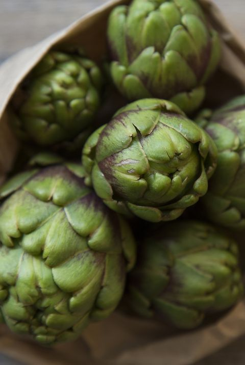 fall-fruits-vegetables-Artichokes