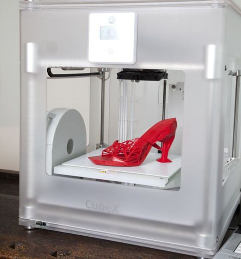 Is The Future Of Fashion Counterfeiting 3D Printing?