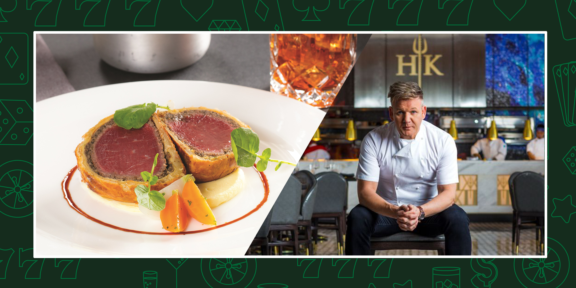 Gordon Ramsay S Hell S Kitchen Restaurant Is The Closest You
