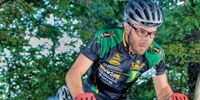 Bicycles--Equipment and supplies, Bicycle handlebar, Bicycle, Bicycle frame, Sports equipment, Recreation, Helmet, Bicycle helmet, Bicycle wheel rim, Bicycle clothing,