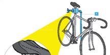 Bicycle frame, Bicycle tire, Bicycle wheel rim, Bicycle wheel, Bicycle fork, Bicycle accessory, Bicycle part, Bicycle handlebar, Bicycle, Line,