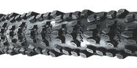 Automotive tire, White, Black, Parallel, Grey, Synthetic rubber, Tread, Engineering, Tire care,