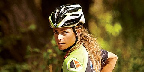 Clothing, Helmet, Bicycles--Equipment and supplies, Sports equipment, Bicycle clothing, Sportswear, Jersey, Bicycle helmet, Personal protective equipment, Sports gear,