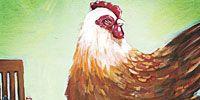 Brown, Vertebrate, Organism, Phasianidae, Beak, Bird, Galliformes, Poultry, Chicken, Fowl,