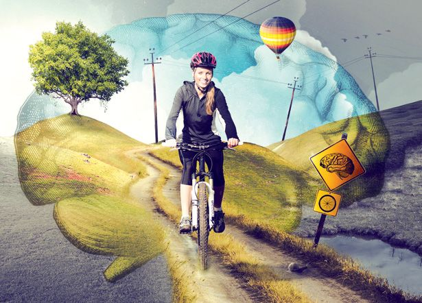How Cycling Makes You Smarter and Happier