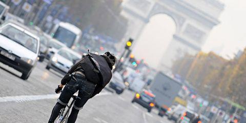 Bicycle tire, Wheel, Tire, Bicycle wheel, Mode of transport, Bicycle frame, Bicycle wheel rim, Road, Bicycle handlebar, Land vehicle,