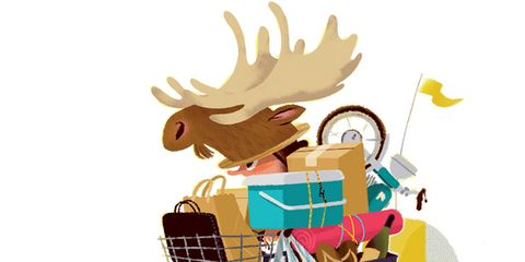 Flowerpot, Horn, Antler, Natural material, Graphics, Illustration, Clip art, Pack animal, Houseplant, Mythical creature,