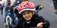 Mode of transport, Helmet, People, Fun, Recreation, Bicycles--Equipment and supplies, Jacket, Bicycle clothing, Bicycle helmet, Sports gear,