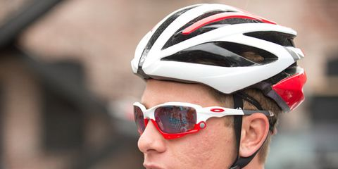 Clothing, Eyewear, Glasses, Nose, Vision care, Helmet, Personal protective equipment, Bicycles--Equipment and supplies, Bicycle helmet, Sunglasses,