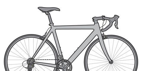 Bicycle frame, Bicycle tire, Bicycle wheel, Bicycle wheel rim, Bicycle fork, Bicycles--Equipment and supplies, Bicycle part, Bicycle handlebar, Bicycle stem, Spoke,
