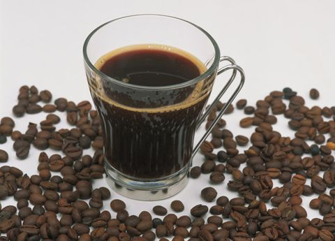 Cycling Training Tips: Drink Coffee to Recover