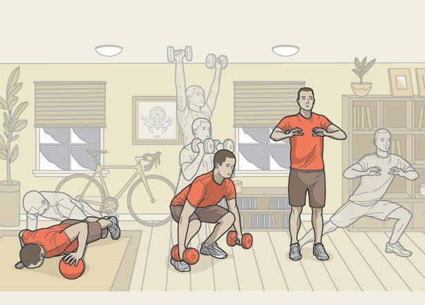 A Time to Build: Strength Exercises for Cyclists in the Off-Season