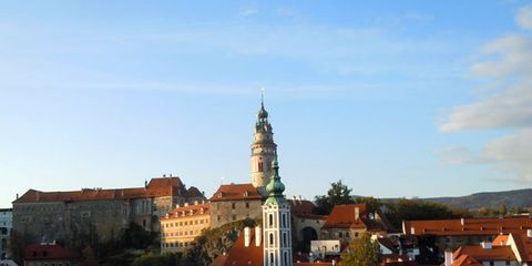 Spire, Tower, Steeple, Bench, Finial, Tourist attraction, Turret, Town square,