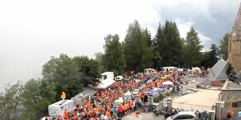 Crowd, Community, Folding chair, Camping, Tent, Village,