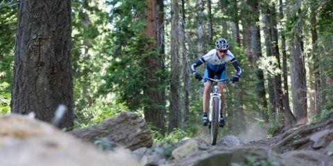 Bicycle frame, Helmet, Bicycle wheel, Bicycle helmet, Mountain bike, Bicycles--Equipment and supplies, Natural environment, Mountain biking, Sports equipment, Downhill mountain biking,