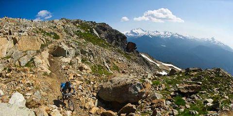 Mountainous landforms, Mountain, Slope, Highland, Bedrock, Rock, Outcrop, Hill, Adventure, Mountain range,