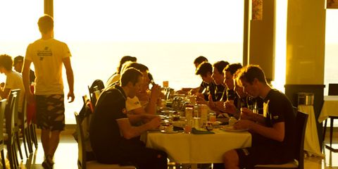 Yellow, Table, Furniture, Chair, Leisure, Sitting, Interaction, Sharing, Restaurant, Friendship,