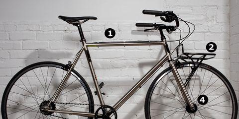 Bicycle tire, Bicycle frame, Tire, Bicycle wheel, Wheel, Bicycle wheel rim, Bicycle fork, Bicycle part, Bicycle handlebar, Bicycle stem,