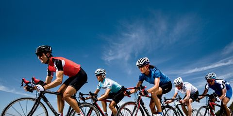 Clothing, Tire, Wheel, Bicycle wheel, Bicycles--Equipment and supplies, Bicycle handlebar, Bicycle jersey, Bicycle helmet, Helmet, Bicycle part,
