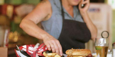 Food, Cuisine, Sandwich, Finger food, Tableware, Dish, Baked goods, Meal, Plate, Ingredient,