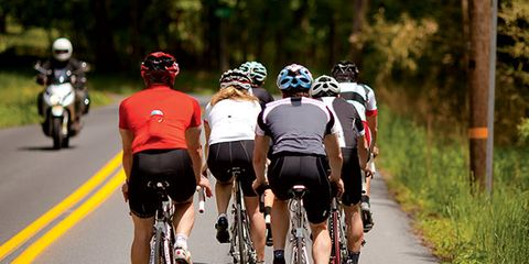 Bicycles--Equipment and supplies, Bicycle helmet, Bicycle jersey, Sports equipment, Helmet, Bicycle racing, Recreation, Bicycle handlebar, Endurance sports, Cycling shorts,