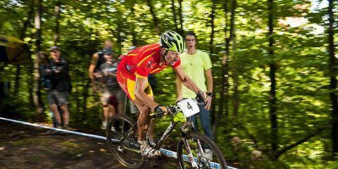 Clothing, Bicycle frame, Bicycle wheel, Tire, Wheel, Bicycles--Equipment and supplies, Bicycle helmet, Mountain bike, Bicycle wheel rim, Bicycle fork,