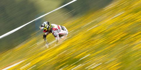Sports gear, Race track, Bicycles--Equipment and supplies, Helmet, Racing, Jersey, Individual sports, Championship, Bicycle helmet, Bicycle clothing,