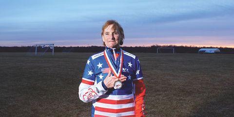 Plain, Uniform, Award, Medal, Sports jersey, Scout,