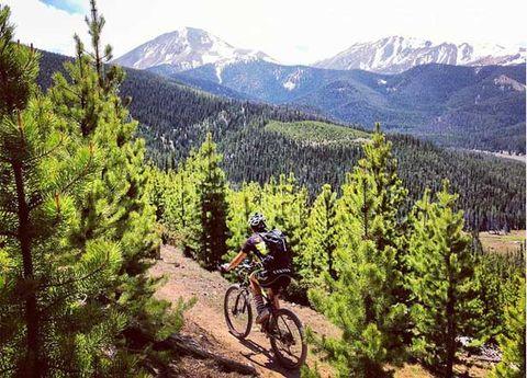 Conquer a 100-Mile Mountain Bike Ride