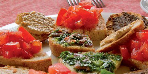 Food, Finger food, Meal, Cuisine, Tableware, Dish, Bread, Breakfast, Baked goods, Ingredient,