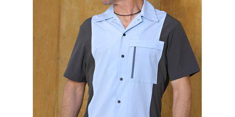 Clothing, Product, Finger, Dress shirt, Collar, Sleeve, Shoulder, Shirt, Standing, Joint,