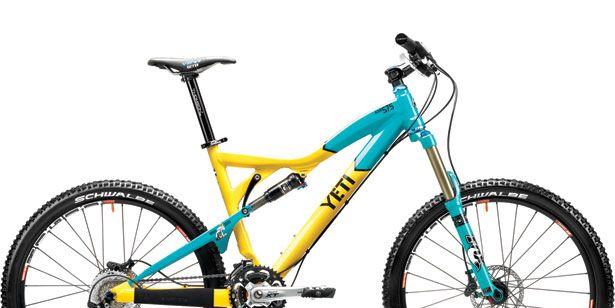 Mountain Bike Review: Yeti 575 | Bicycling