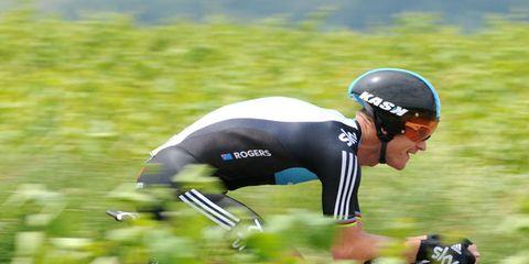 Eyewear, Goggles, Sports uniform, Sportswear, Bicycle helmet, Helmet, Endurance sports, Bicycle clothing, Quadrathlon, Sports gear,