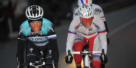 Tire, Wheel, Bicycle jersey, Bicycles--Equipment and supplies, Helmet, Sports uniform, Sports equipment, Bicycle helmet, Bicycle handlebar, Sportswear,