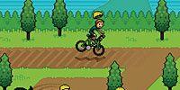 Wheel, Mode of transport, Green, People, Land vehicle, Soil, Plain, Automotive tire, Rural area, Animation,