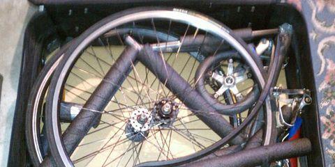 Wheel, Bicycle wheel rim, Spoke, Rim, Automotive tire, Synthetic rubber, Auto part, Automotive wheel system, Tread, Bicycle part,