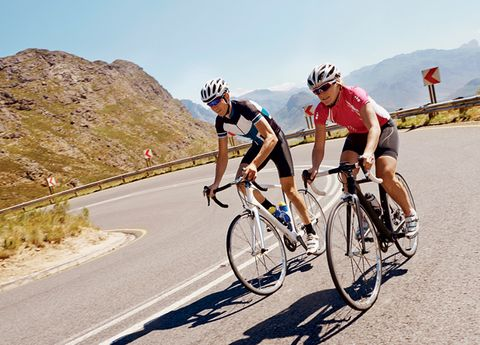 How to Recover From Hard Rides